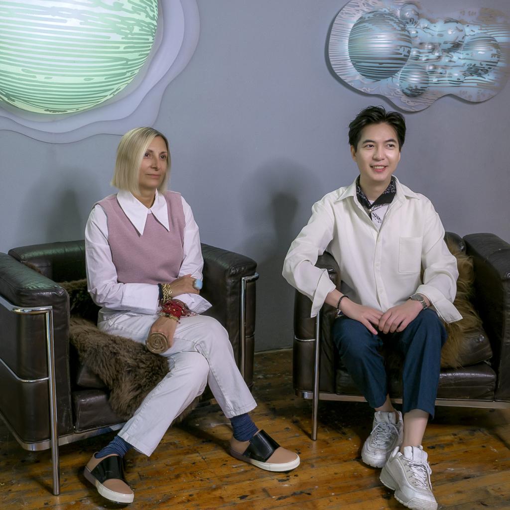 grimanesa amoros crossing art interview