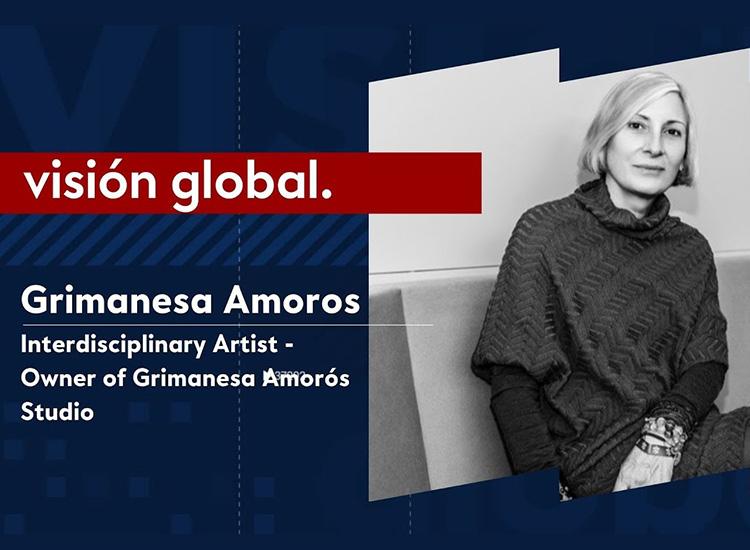 Grimanesa Amoros Negocios TV Global Vision interview
